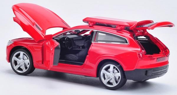 โมเดลรถเหล็ก โมเดลรถยนต์ Volvo XC 6