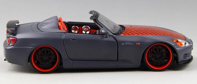 โมเดลรถ โมเดลรถเหล็ก โมเดลรถยนต์ Honda S2000 5