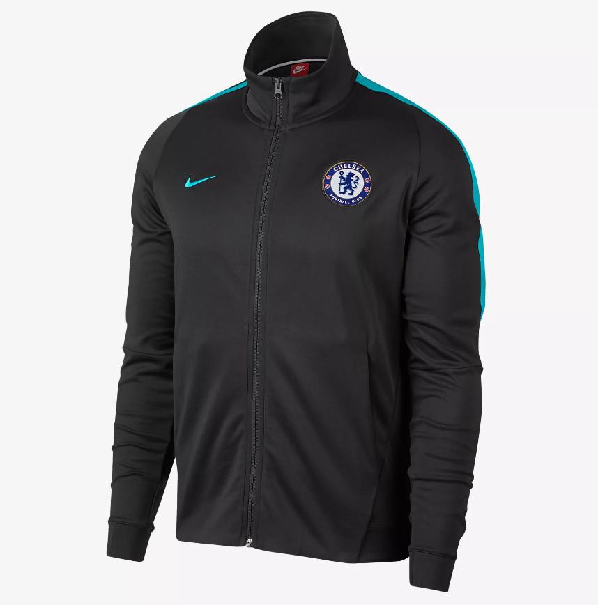 เสื้อแจ็คเก็ตไนกี้เชลซี Franchise Men's Football Jacket ของแท้