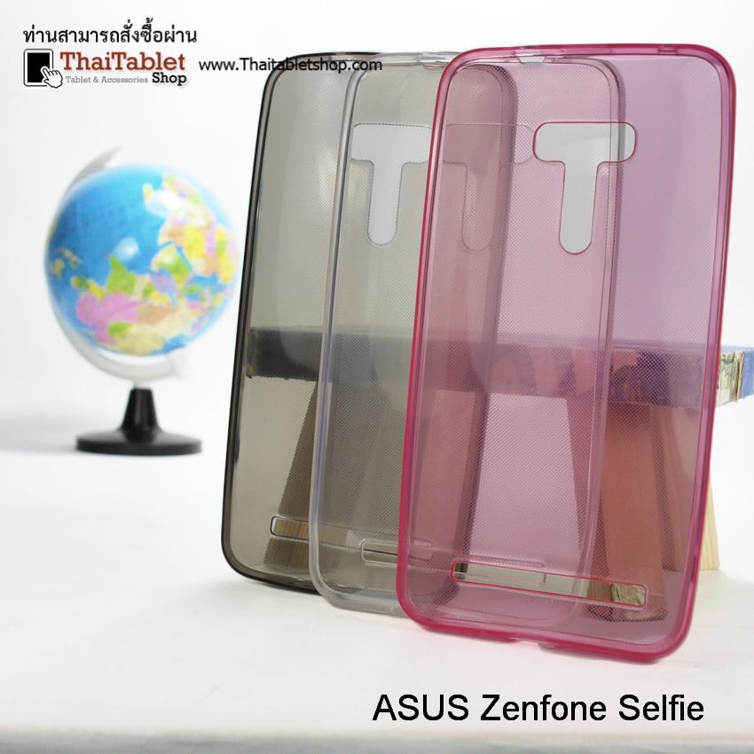 TPU ครอบหลัง Asus Zenfone Selfie