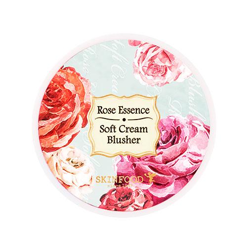 Skinfood Rose Essence Soft Cream Blusher