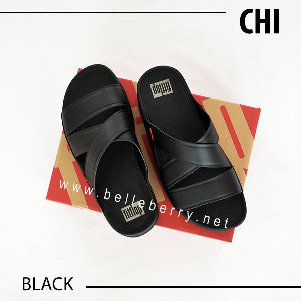 * NEW * FitFlop : CHI : Black : Size US 12 / EU 45