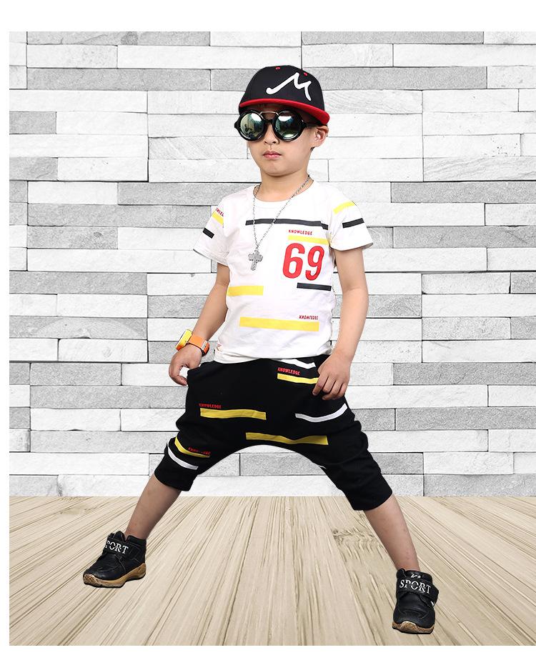 เสื้อ+กางเกง เด็กโต size 110-110-140 3 ตัวต่อแพ็ค**พร้อมส่ง**