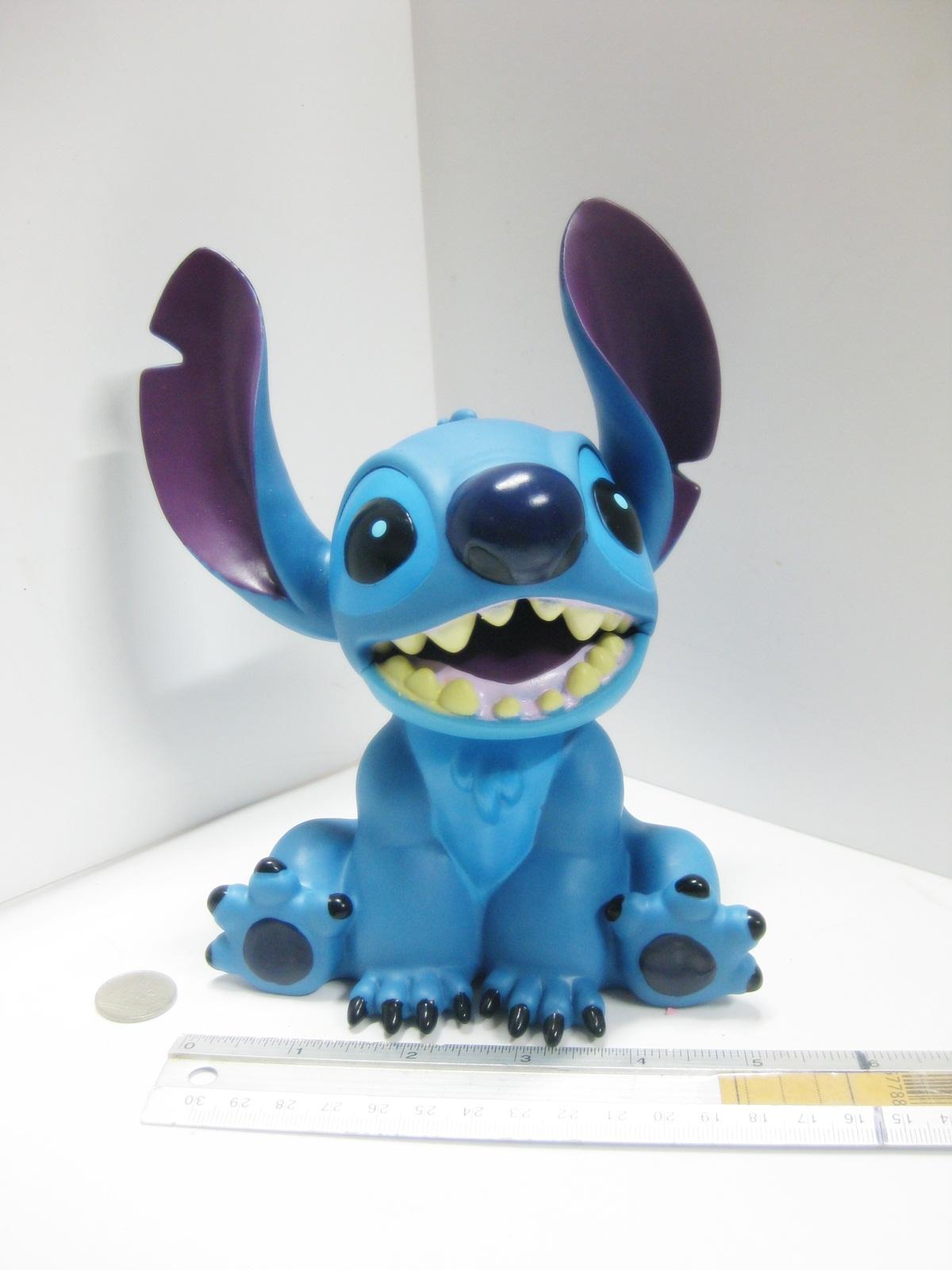 Stitch - ออมสินสติทช์นั่ง