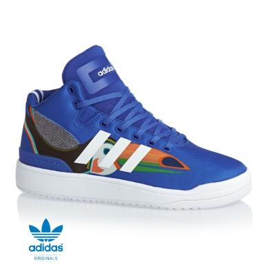 (Pre-Order)Adidas Originals Veritas Shoes Lab Blue F12/lab Blue F12/ftwr White