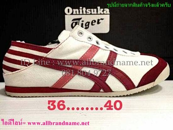 รองเท้า Onitsuka Tiger Slip On size 36-40