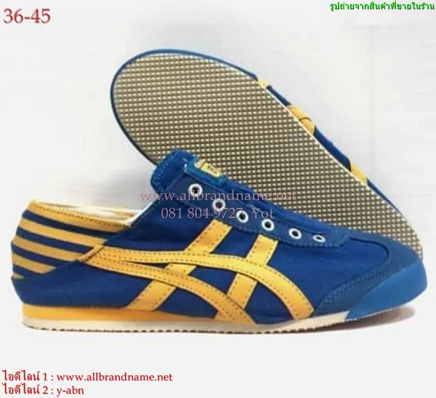 รองเท้าผ้าใบ Onitsuka Tiger Slip On size 36-45