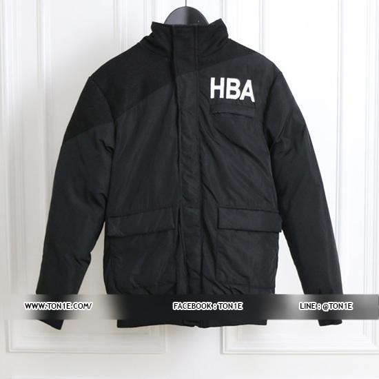 เสื้อคลุมแจ็คเก็ตHBA (็Hood By Air) 1:1