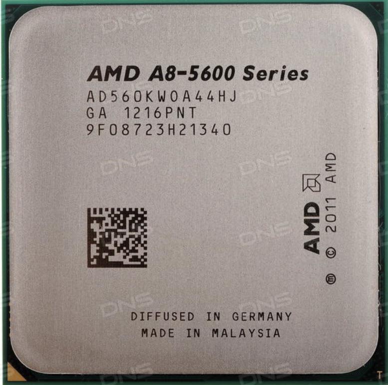 [FM2] A8-5600K 3.6Ghz Turbo 3.9Ghz