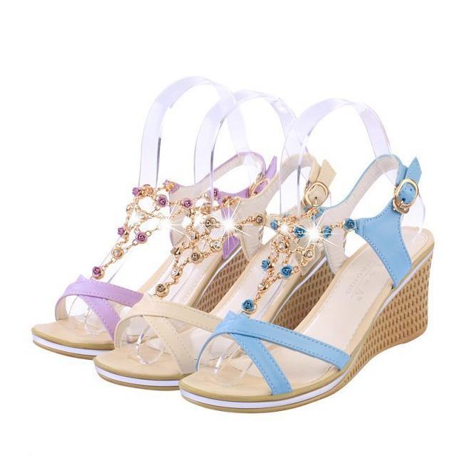 Ladyshoes รองเท้าแฟชั่นผู้หญิง รุ่น LSW - 008
