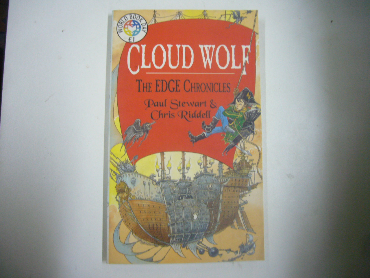 Cloud Wolf: The Edge Chronicles