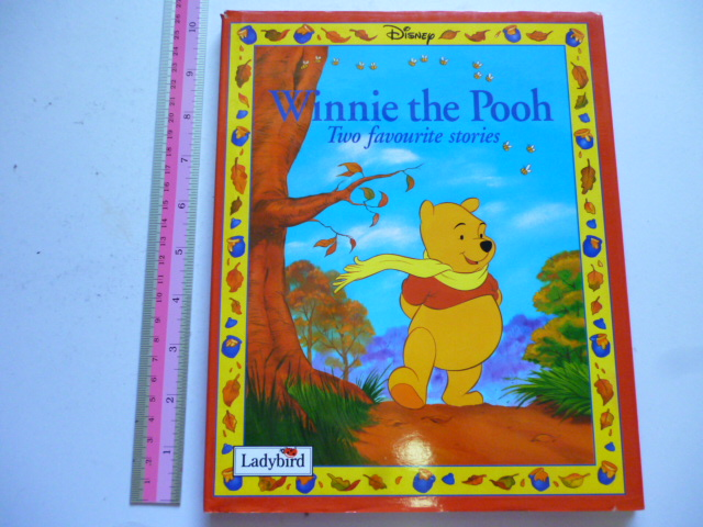 Winnie the Pooh Two Favourite Stories