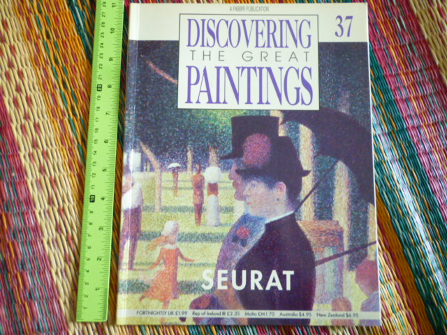 Discovering the Great Paintings 37: SEURAT