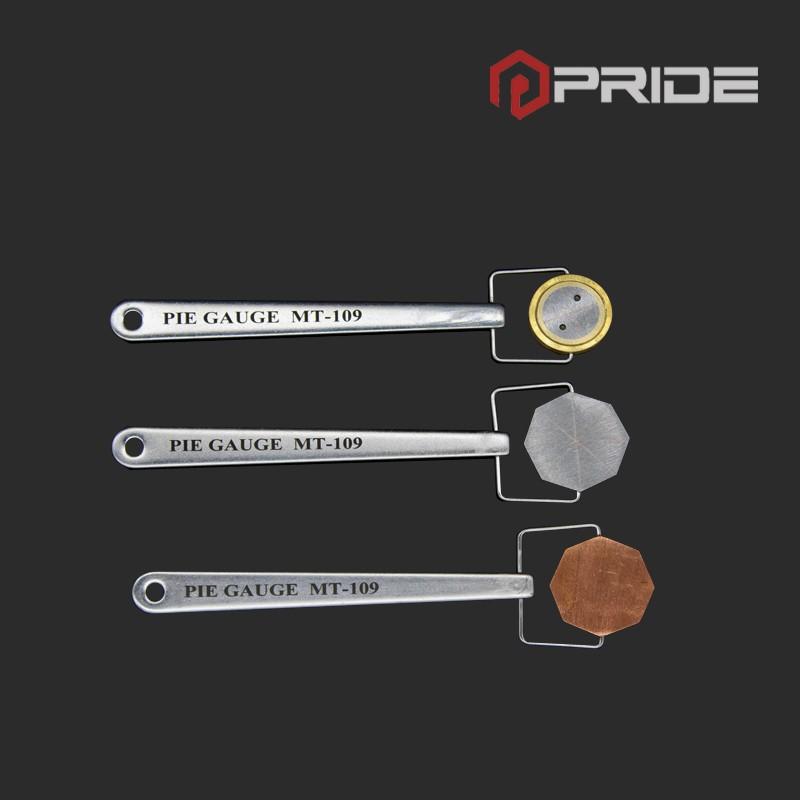 ชุดทดสอบแบบไม่ทำลาย (NDT) Pie Gauge Set พร้อม FIELD INDICATOR ราคากันเอง โมเดล MT-109 3 ชิ้นในเซตเดียว
