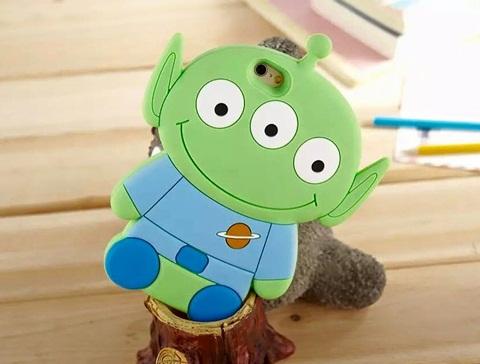 เคสตัวเอเลี่ยนจาก Toy Story iPhone 6/6S