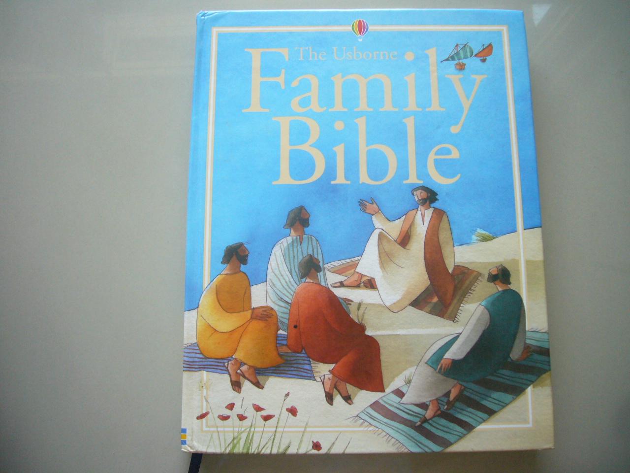 The Usborne Family Bible