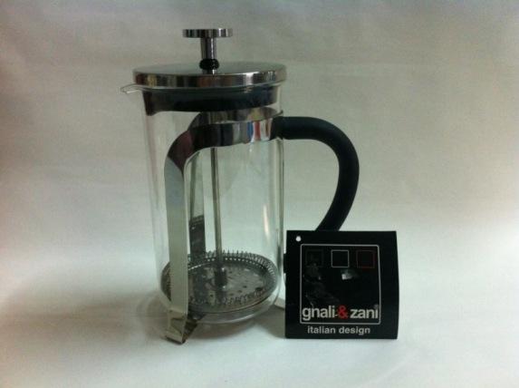 แก้วชงกาแฟสด French Press แบรนด์ gnail & zani