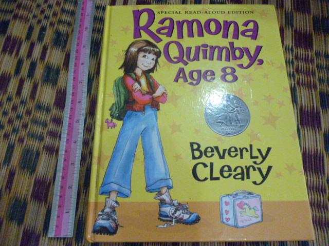 Ramona Quimby, Age 8 (Special Read-Aloud Edition)