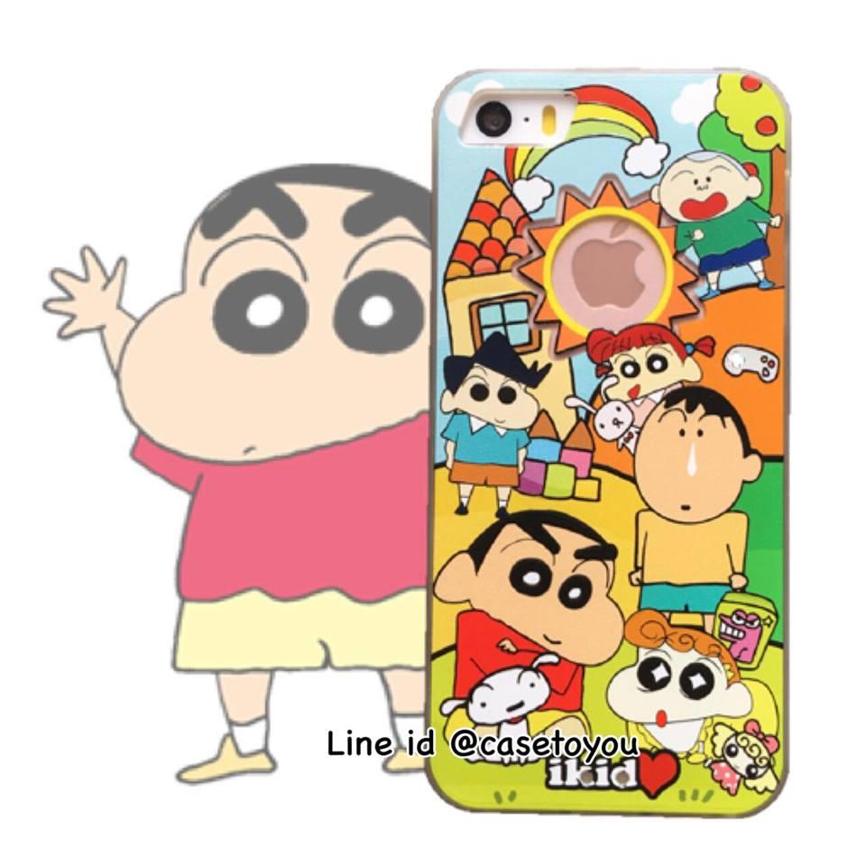 iKid Shinchan iPhone 5/5S/SE