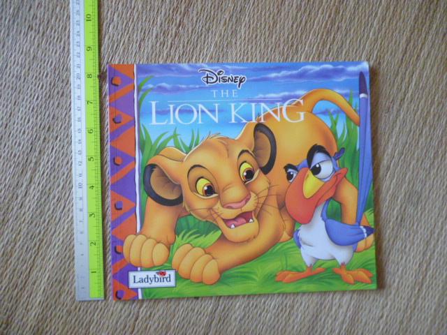 (Disney) The Lion King (Paperback)