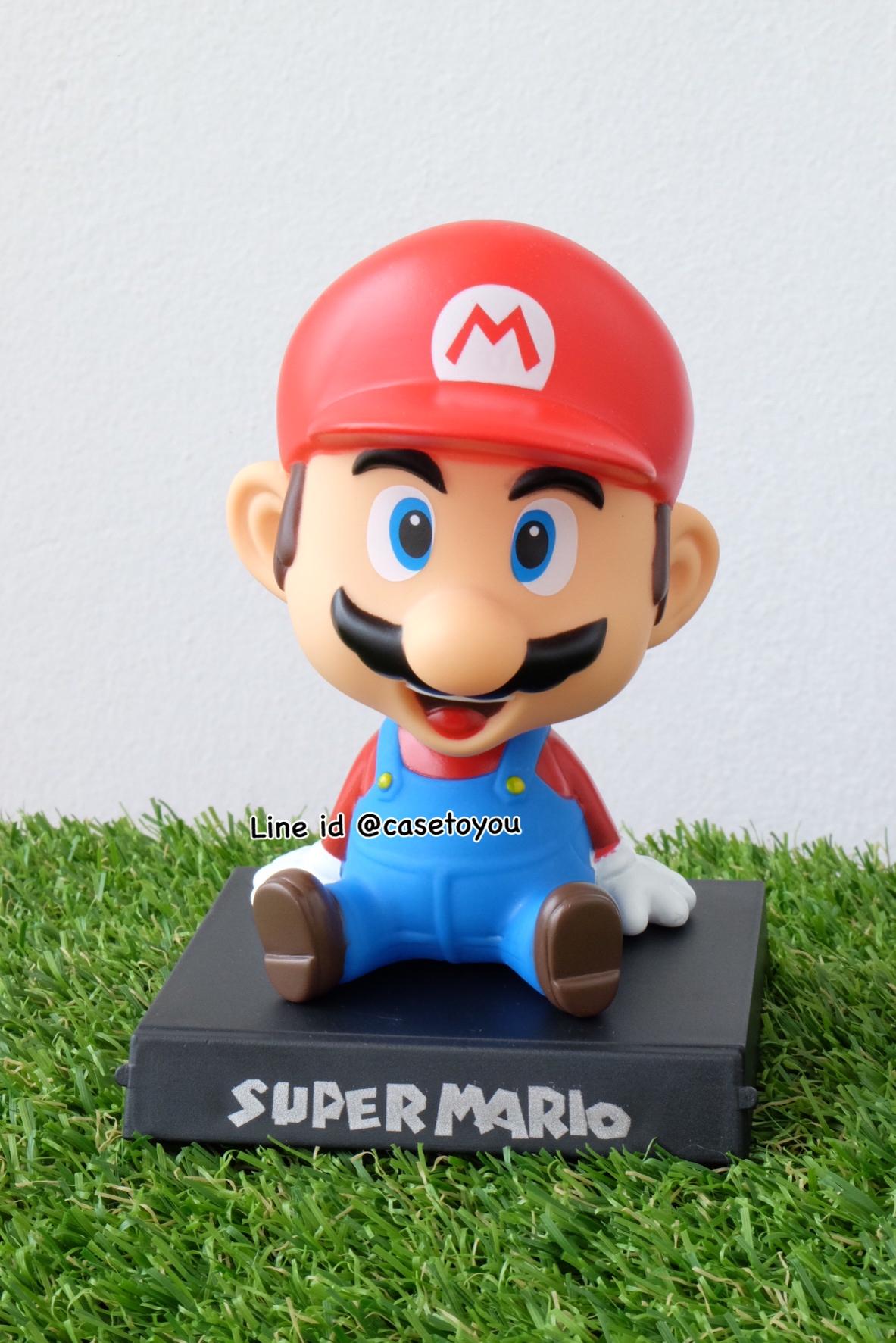 Mario หัวดุ๊กดิ๊ก
