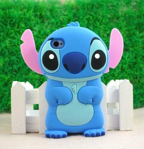 เคสตัวนิ่ม Stitch iPhone 7 Plus/ 8 Plus