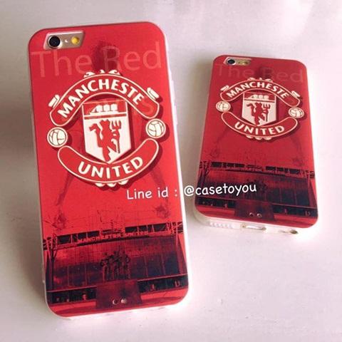เคสฟุตบอลทีม Manchester United iPhone 6 Plus/ 6S Plus