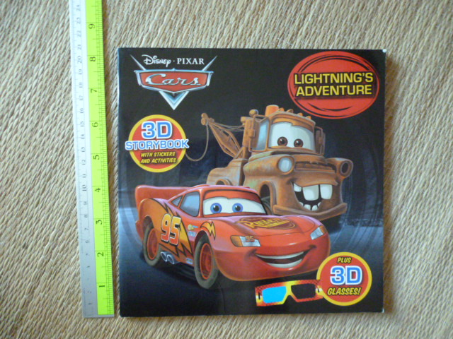 Lightning's Adventure (Disney-Pixar CARS)
