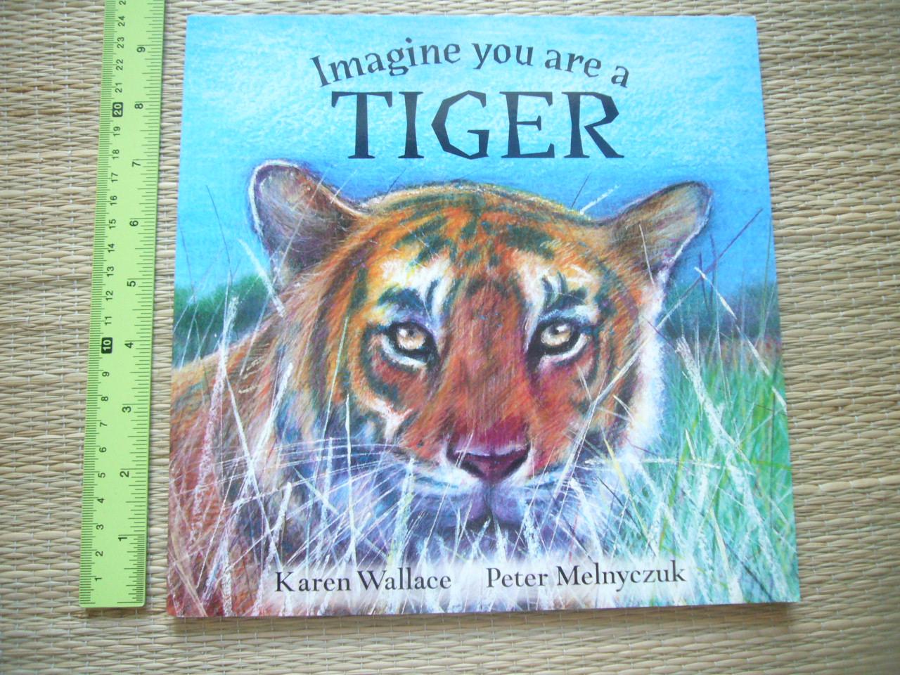 Imagine You Are a TIGER