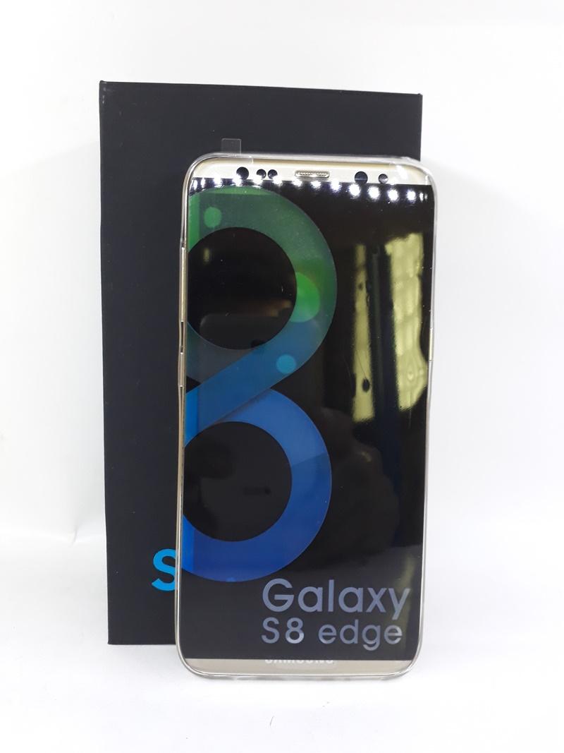 Samsung Galaxy S8 Edge Clone งานเหมือนแท้ 4 Core เร็ว แรง สีทอง