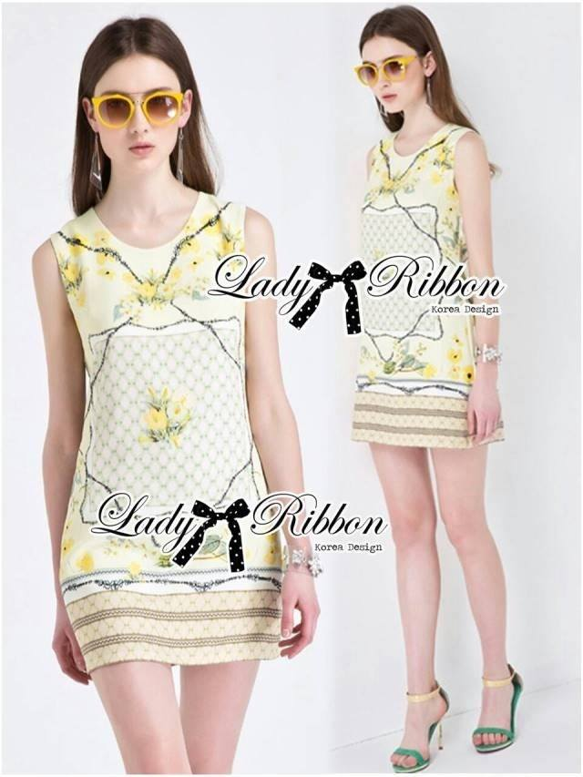 Lady Lilly Spring Pretty Little Flower Dress L126-69B01