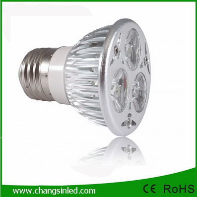 LED E27 Spotlamp 3w