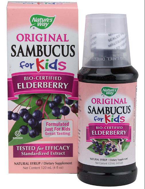 Sambucus for Kids 8 oz