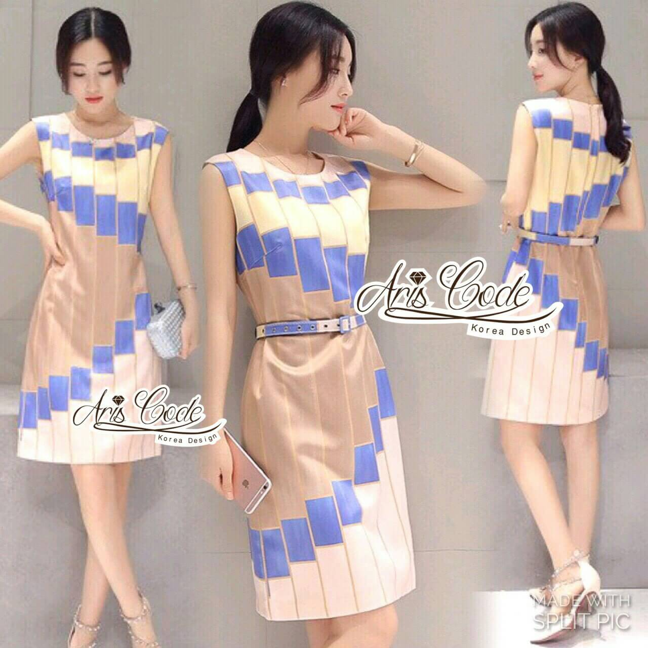Pastel Dresses lady by Aris Code