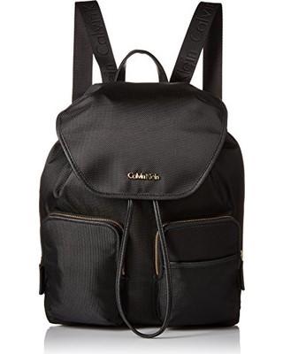 กระเป๋า Calvin Klein Parker Ballistie Nylon Backpack Bag ราคา 1,890 บาท Ems Free
