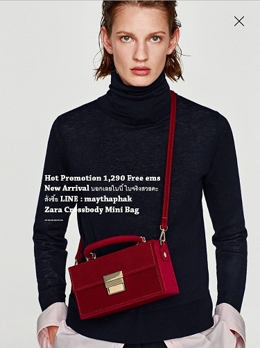 Zara Crossbody Mini Bag