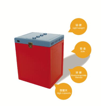 Portable 20W-60W Magnesium fuel cell battery แบตเตอรี่ แม็กนิเซี่ยม ฟูลเซลล์