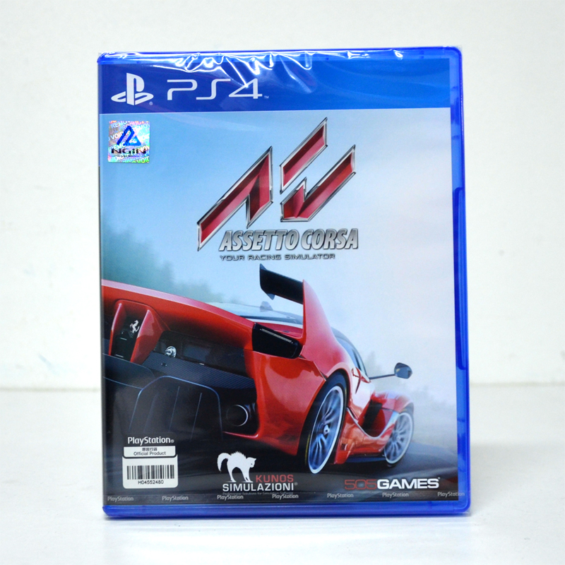 PS4™ Assetto Corsa (English) Zone 3 Asia / English