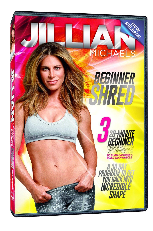 ดีวีดีจิลเลี่ยนสำหรับผู้เริ่มต้น Jillian Michaels Beginner Shred 2014