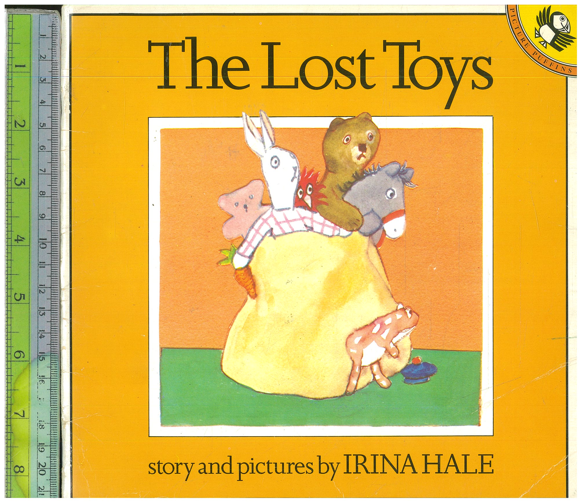 lost toys