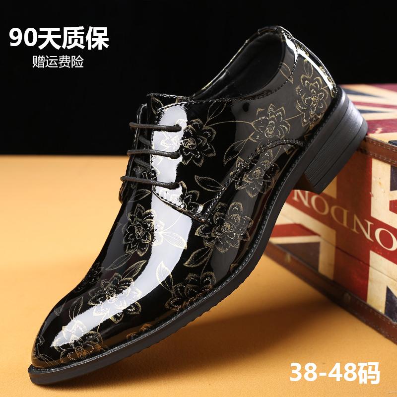 พรีออเดอร์ รองเท้าหนัง เบอร์ 39 -48 แฟชั่นเกาหลีสำหรับผู้ชายไซส์ใหญ่ เก๋ เท่ห์ - Preorder Large Size Men Korean Hitz Sandal