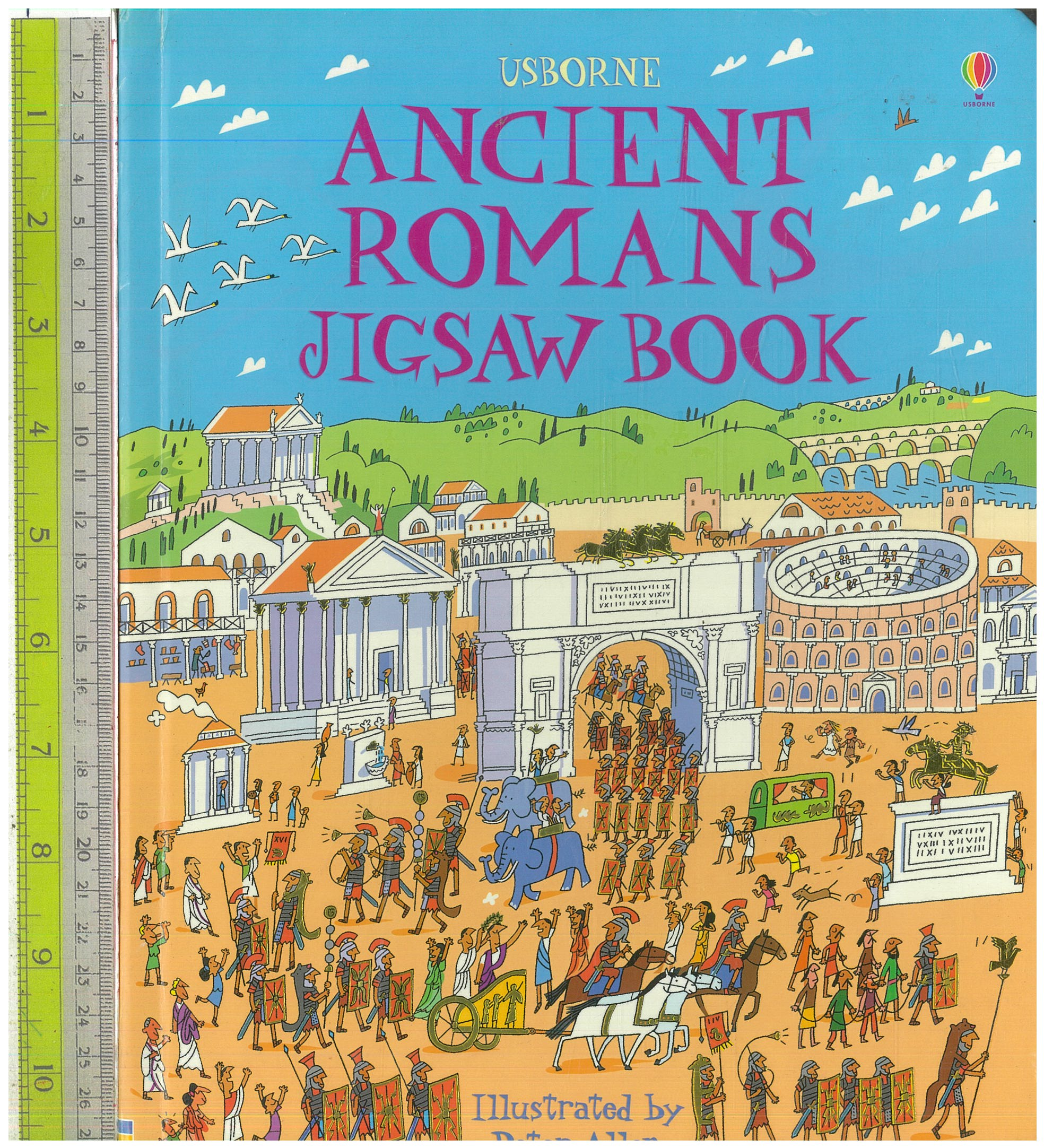 Ancient Romans Jigsaw