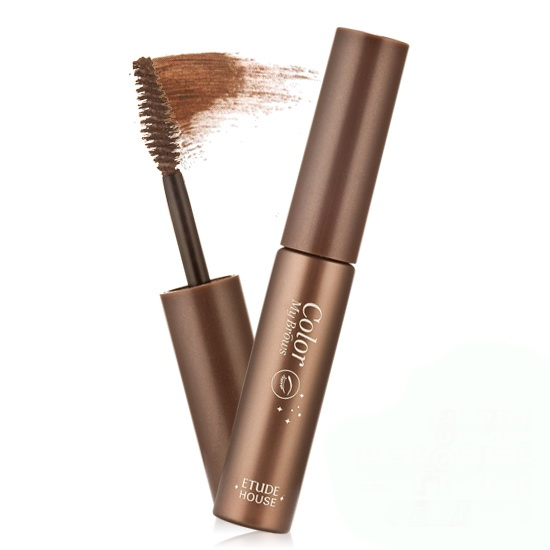 Etude House Color Me Brows 4.5g ++ No.1 น้ำตาลเข้ม ++