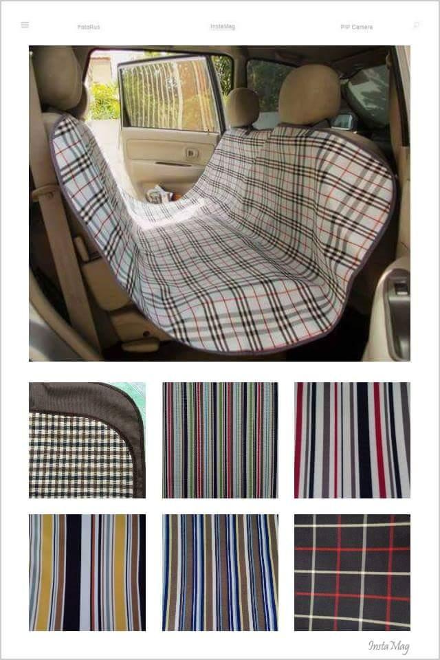 ผ้าปูรองกันเปื้อนในรถอเนกประสงค์