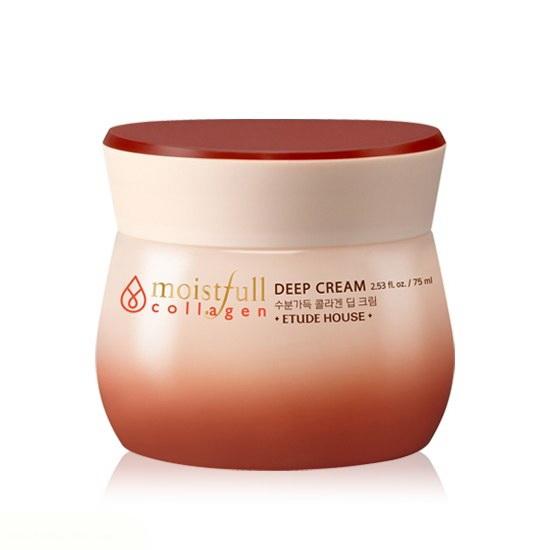 Etude House Moistfull Collagen Deep Cream 75ml.