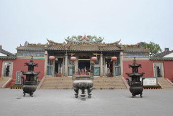ทัวร์จีน ไหว้เทพเจ้าเสริมสิริมงคล ซัวเถา อิสระเยี่ยมญาติ1วัน 5วัน 4คืน CZ