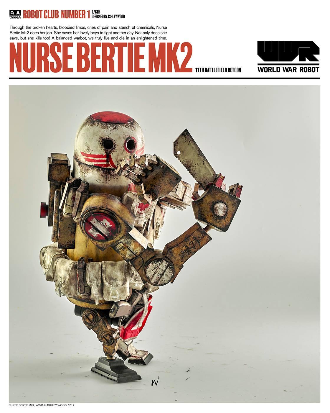 3A WWR NURSE BERTIE MK.2