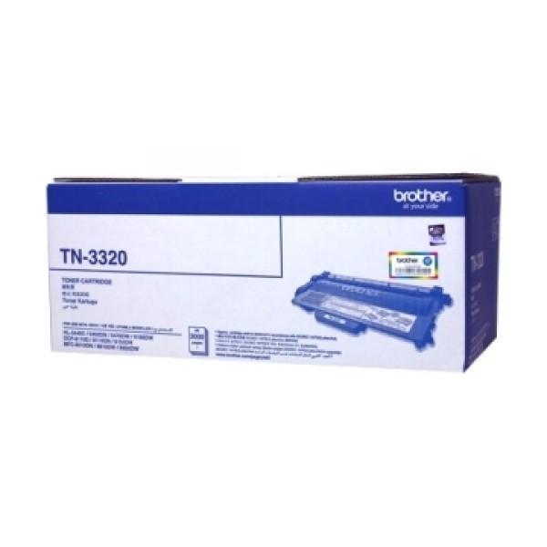 Brother TN-3320 ตลับหมึกแท้ สีดำ ราคา 2000 บาท