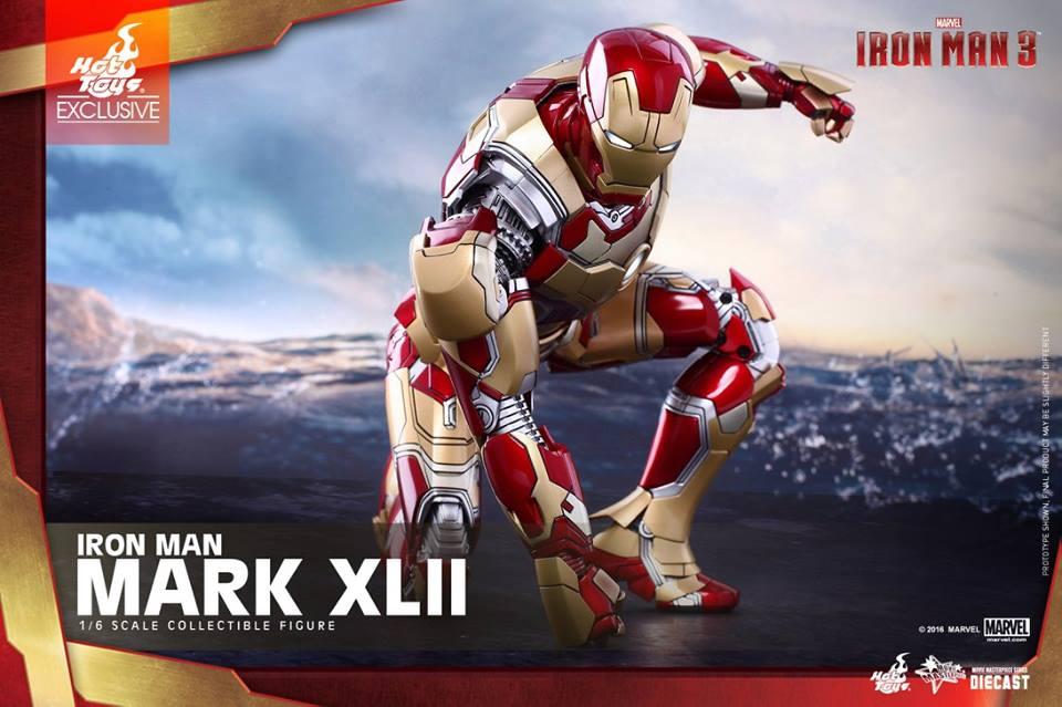 Hot Toys MMS340-D14 IM3 - MARK XLII EX