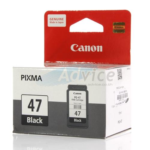 CANON PG-47BK-E400ดำ